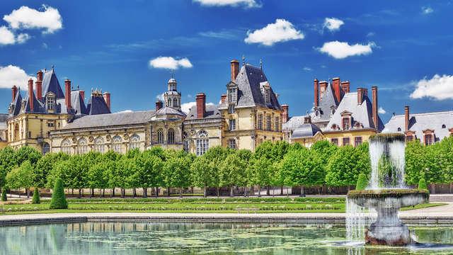 Escapade en famille et découverte du Château de Fontainebleau