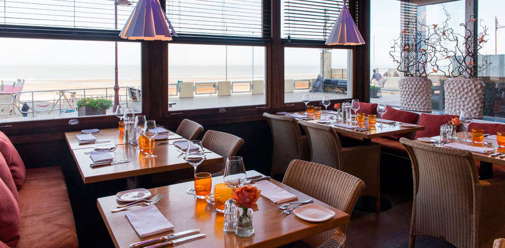 Restaurant La Cote Saint Andre Nantes