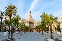 Plaza de San Juan de Dios -