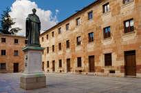 Monumento a Fray Luis de León -