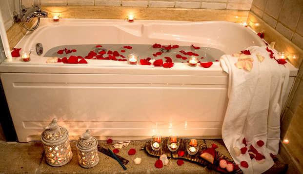 Romantisme dans un hôtel du XVIème à Santillana del Mar (à partir de 2 nuits)