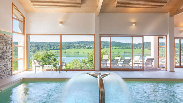 Hotel Spa Les Rives Sauvages - inpool