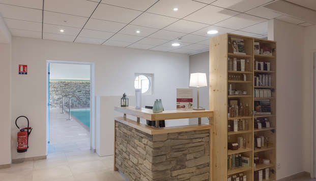 Hotel Spa Les Rives Sauvages - receptionspa