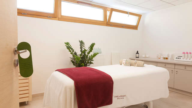 Hotel Spa Les Rives Sauvages - spa