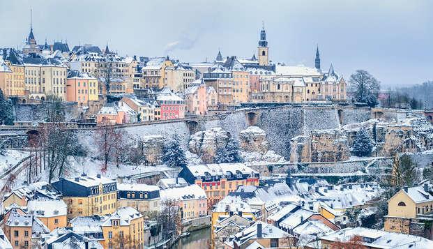 Plaisirs d'hiver à Luxembourg