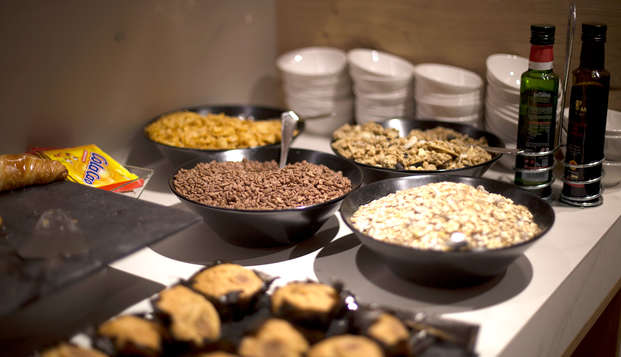 Hotel Zenit Sevilla - Breakfast