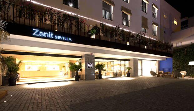 Hotel Zenit Sevilla - Front
