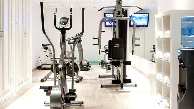 Hotel Zenit Sevilla - Gym