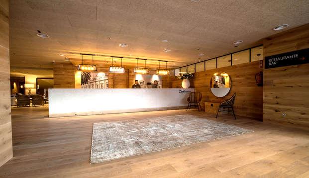 Hotel Zenit Sevilla - Reception