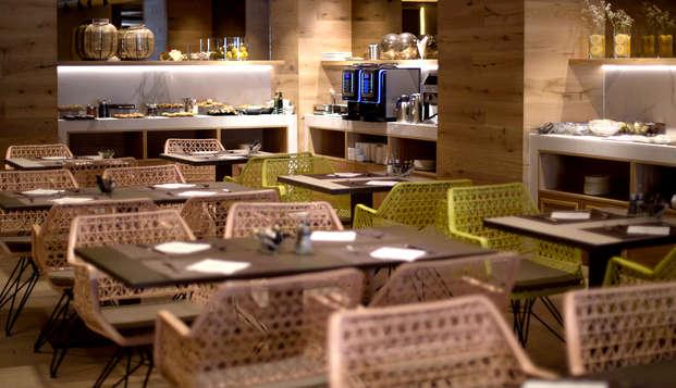 Hotel Zenit Sevilla - Restaurant
