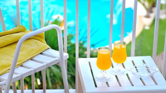 Escapada a la playa en alojamiento y desayuno