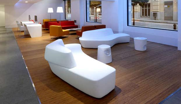 Granada Five Senses Rooms Suites - Lougne