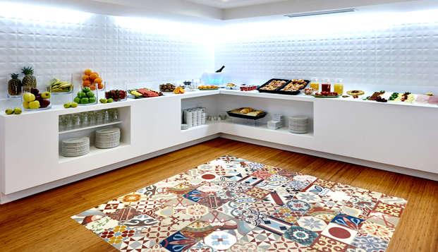 Granada Five Senses Rooms Suites - Breakfast