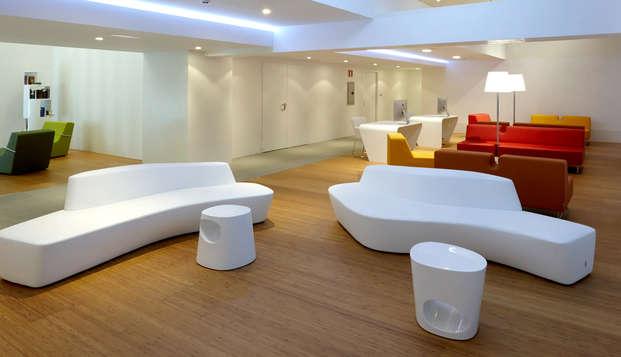 Granada Five Senses Rooms Suites - Lounge