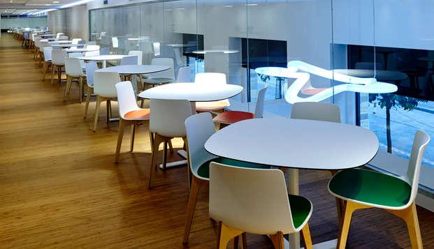 Granada Five Senses Rooms Suites - Restaurant