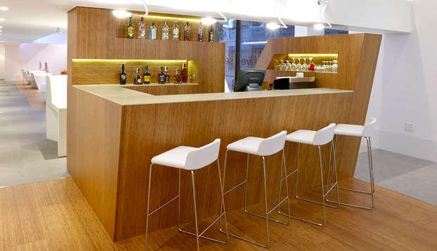 Granada Five Senses Rooms Suites - Bar