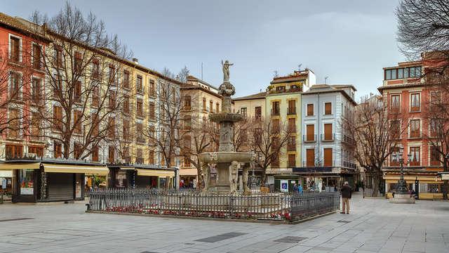 Descubre los diferentes barrios de ensueño de Granada