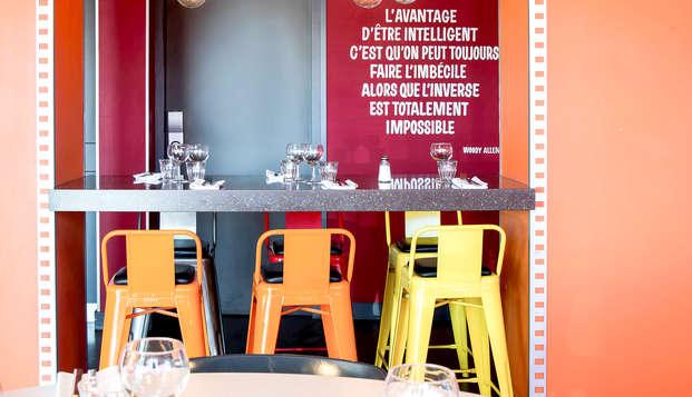 Ibis Styles Lyon Confluence - Restaurant