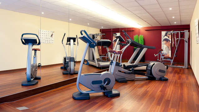 Hotel Mercure Brussels Airport - Gym