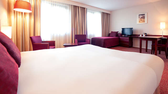 Hotel Mercure Brussels Airport - Room