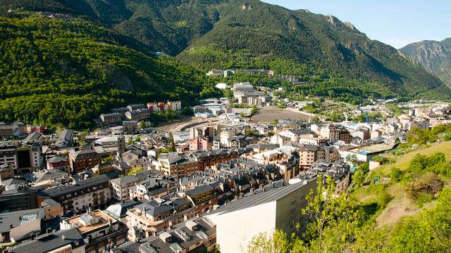 Romantisme et cava au cœur d'Andorre