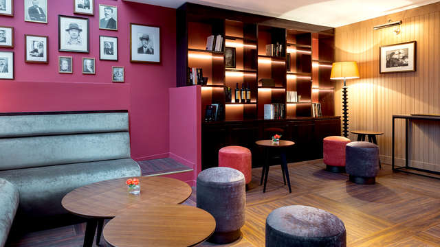 Quality Suites Bercy Bibliotheque Paris