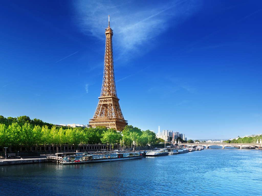 Séjour Ile-de-France - Week-end sur les rives de la Seine à Paris  - 3*
