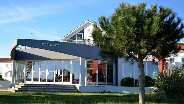 The Originals Boutique Hotel Port la Vie Saint-Gilles-Croix-de-Vie
