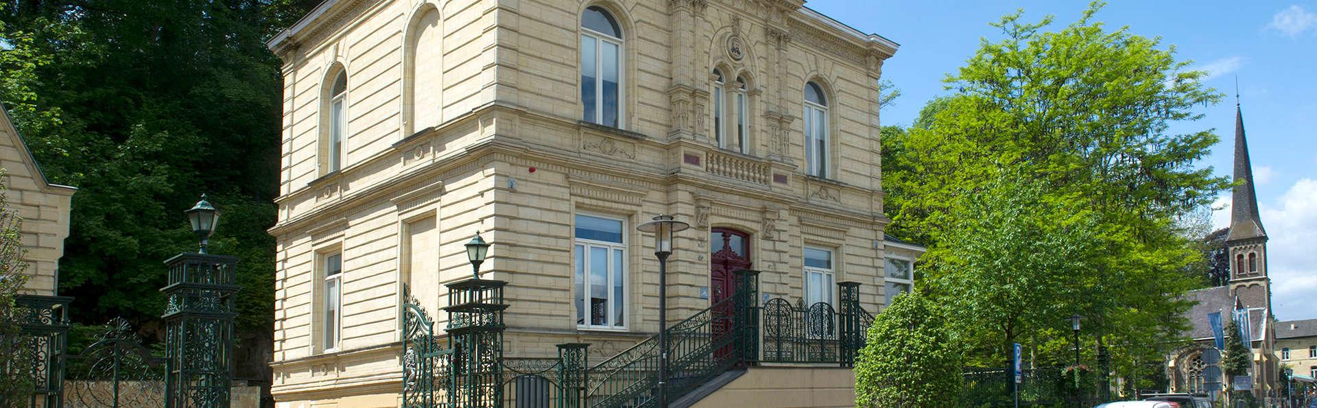 Profitez du luxe et du charme de la Villa Valkenburg (à partir de 2 nuits)