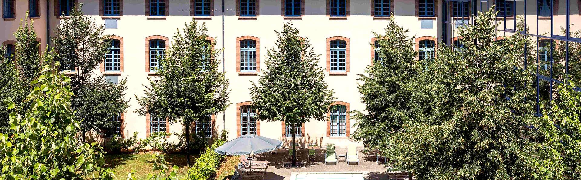 Relax en una abadía del siglo XVII