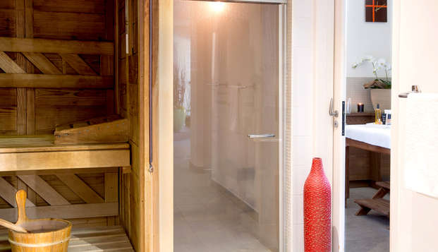 Abbaye des Capucins Hotel Spa Resort BW Premier Collection - Sauna