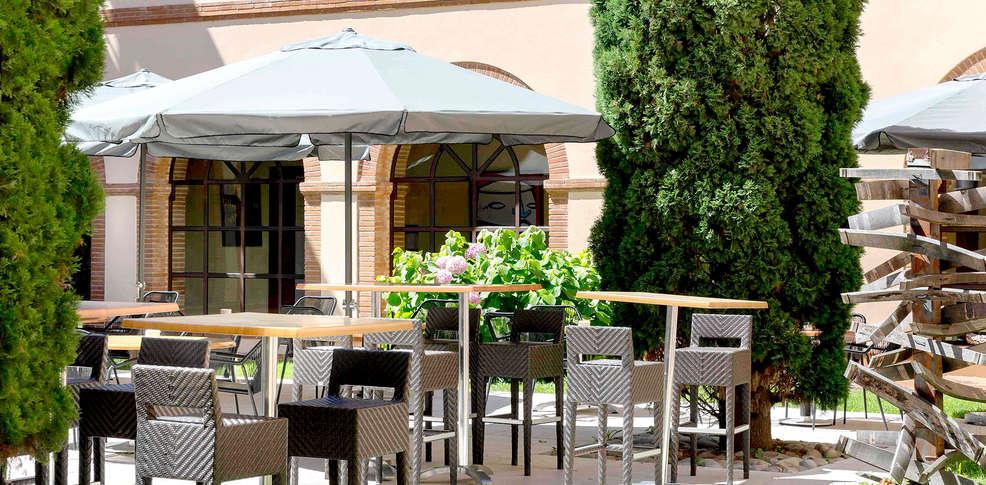 Abbaye Des Capucins Hotel Spa And Resort  Montauban