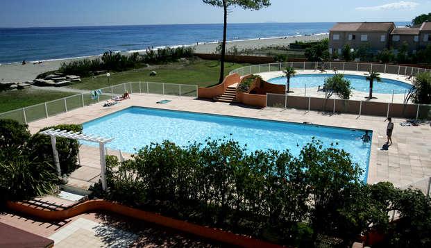 Week-end en appartement à proximité de Bastia