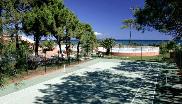 Adonis Borgo - Residence Cala Bianca - tennis