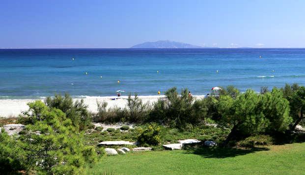 Adonis Borgo - Residence Cala Bianca - View