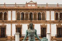 Plaza del Socorro -