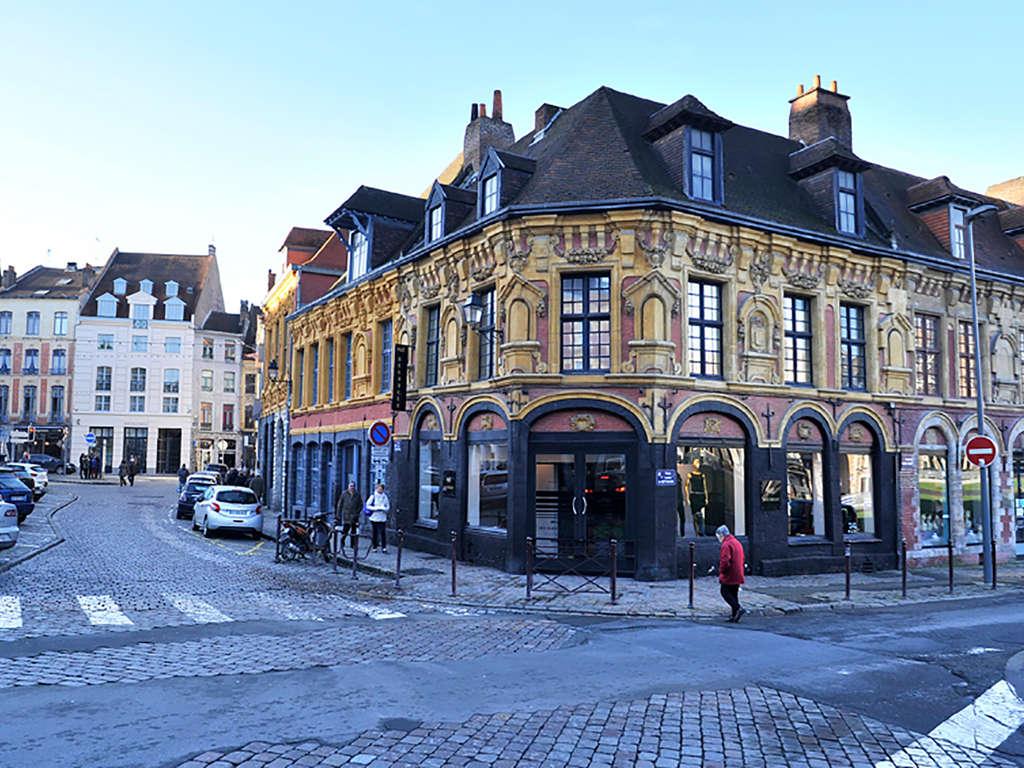 Séjour Nord-Pas-de-Calais - Escapade idéale en plein coeur du Vieux Lille  - 3*