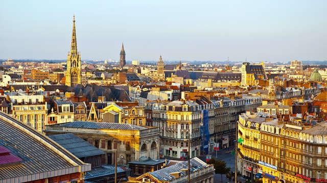 Séjour de charme au coeur de Lille