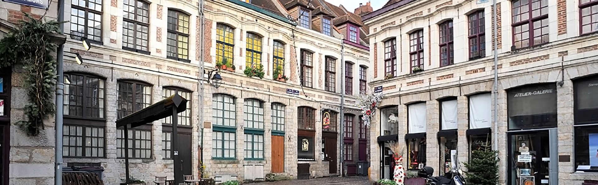 Week-end en chambre Deluxe au cœur de Lille