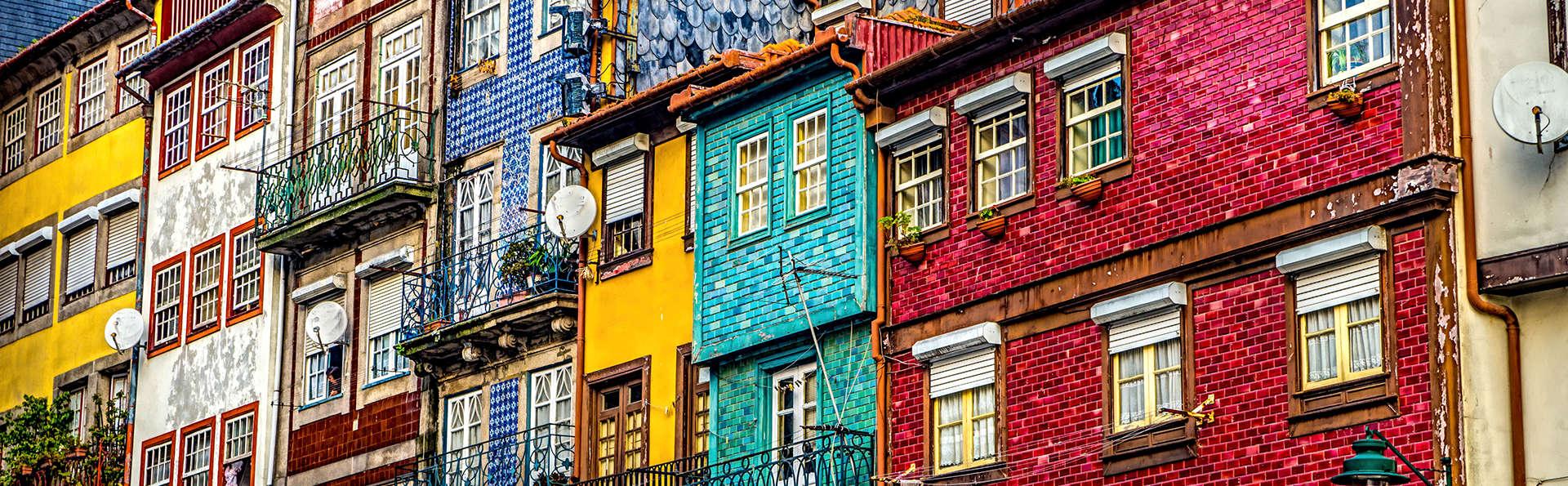 Escapada en Oporto con visita guiada y degustación de vinos (desde 3 noches)