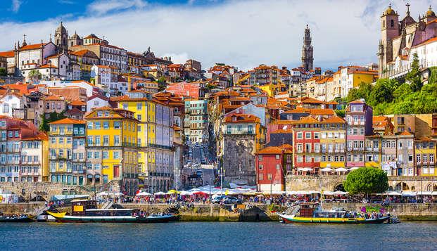 Porto Deluxe -  visita a Quinta de Boeira con degustación incluida