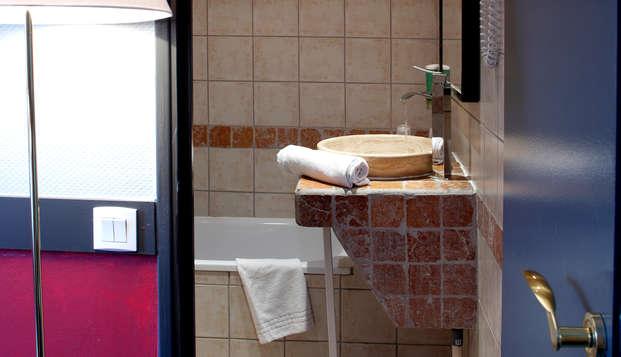 Adonis Marseille Vieux Port - Hotel du Palais - Bathroom