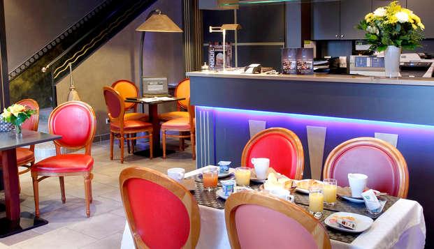 Adonis Marseille Vieux Port - Hotel du Palais - Restaurant
