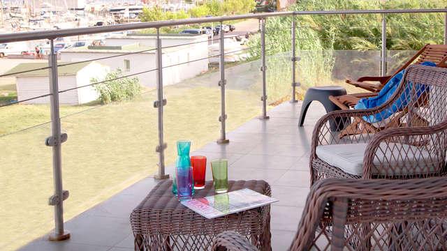 Adonis Macinaggio - terraza