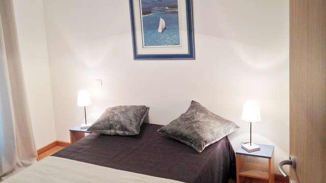 Adonis Macinaggio - habitacion