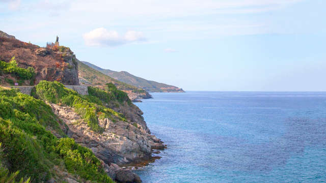 Adonis Macinaggio - playa