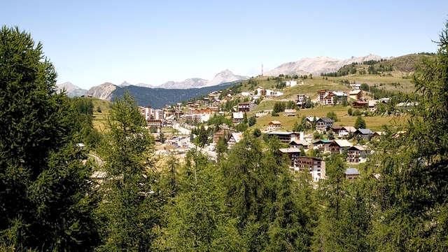 Week-end de charme au pied des pistes dans les Alpes Maritimes