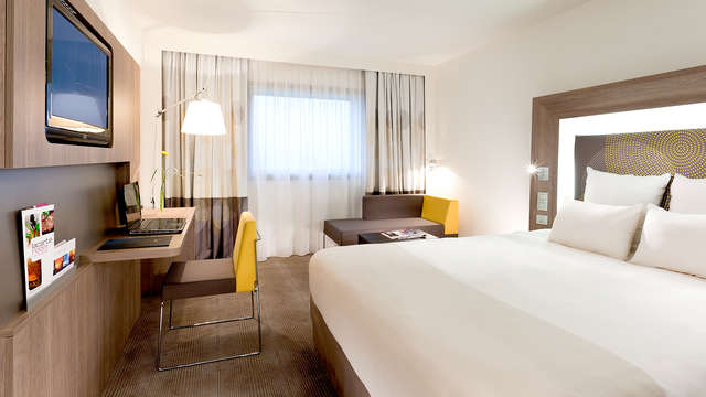 Novotel Paris La Defense - NEW ROOM