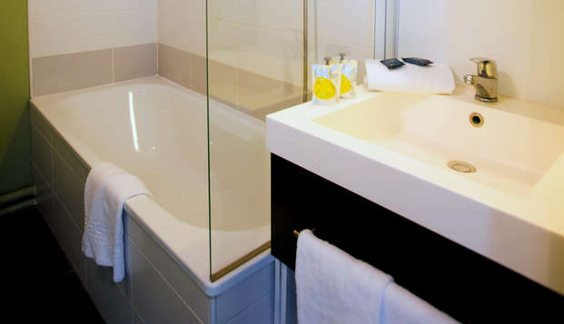 All Suites Appart Hotel Bordeaux Lac - Residence - Bathroom