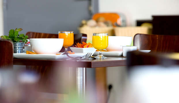 All Suites Appart Hotel Bordeaux Lac - Residence - Breakfast